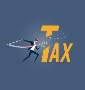 Save taxes