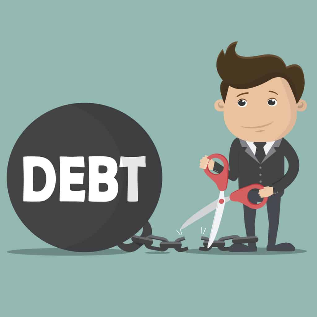 Get some debt relief!