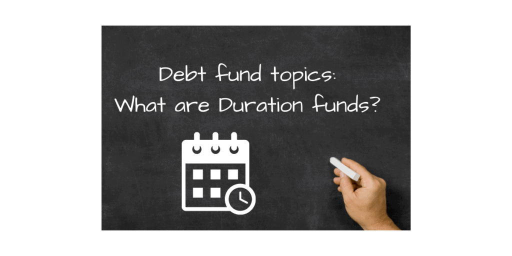 duration strategy in debt funds