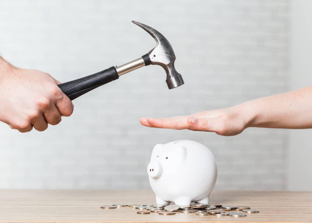Fixed deposit risks