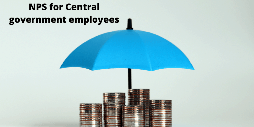 NPS for central government employees