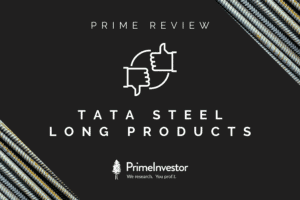 tata steel long products, stock review, prime review, tata steel