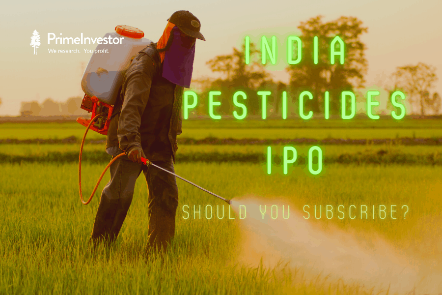 India Pesticides Limited, IPO Review
