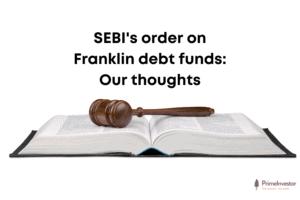 Franklin Judgement