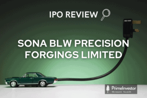 Sona BLW Precision Forgings, IPO , Sona Comstar IPO Review