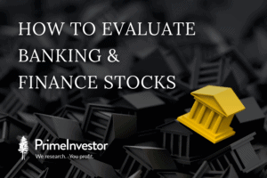 evaluate banking and finance stocks