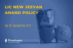 LIC New Jeevan Anand, LIC New Jeevan Anand Policy