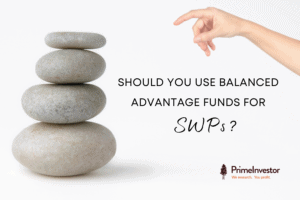 balanced advantage funds for SWPs