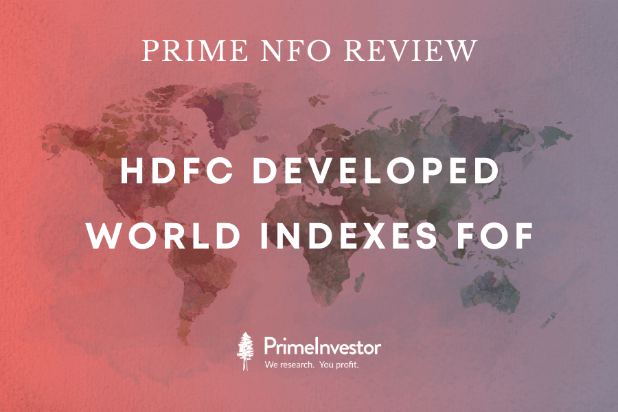HDFC Developed World Indexes FOF