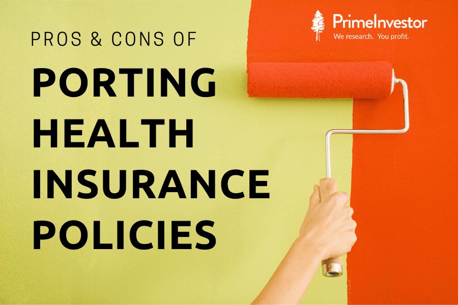 porting health insurance policies, health insurance, portability