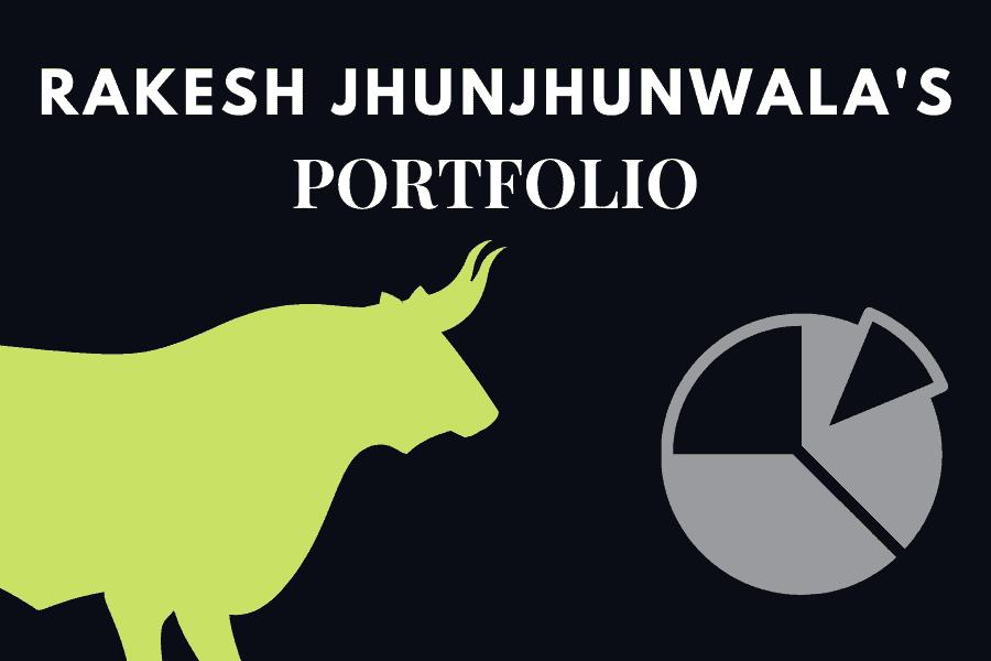 rakesh jhunjhunwala, rakesh jhunjhunwala portfolio